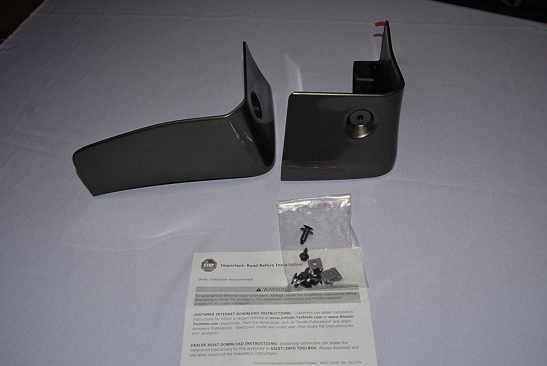 Amazon com: Nissan Quest G8810-3JW0A Rear Splash Guards