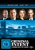 Criminal Intent - Verbrechen im Visier, Season 1.2 [3 DVDs]