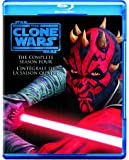 Star Wars -- The Clone Wars: Season 4  [Blu-ray] (Bilingual)