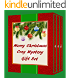 Merry Christmas Cozy Mystery Gift Set