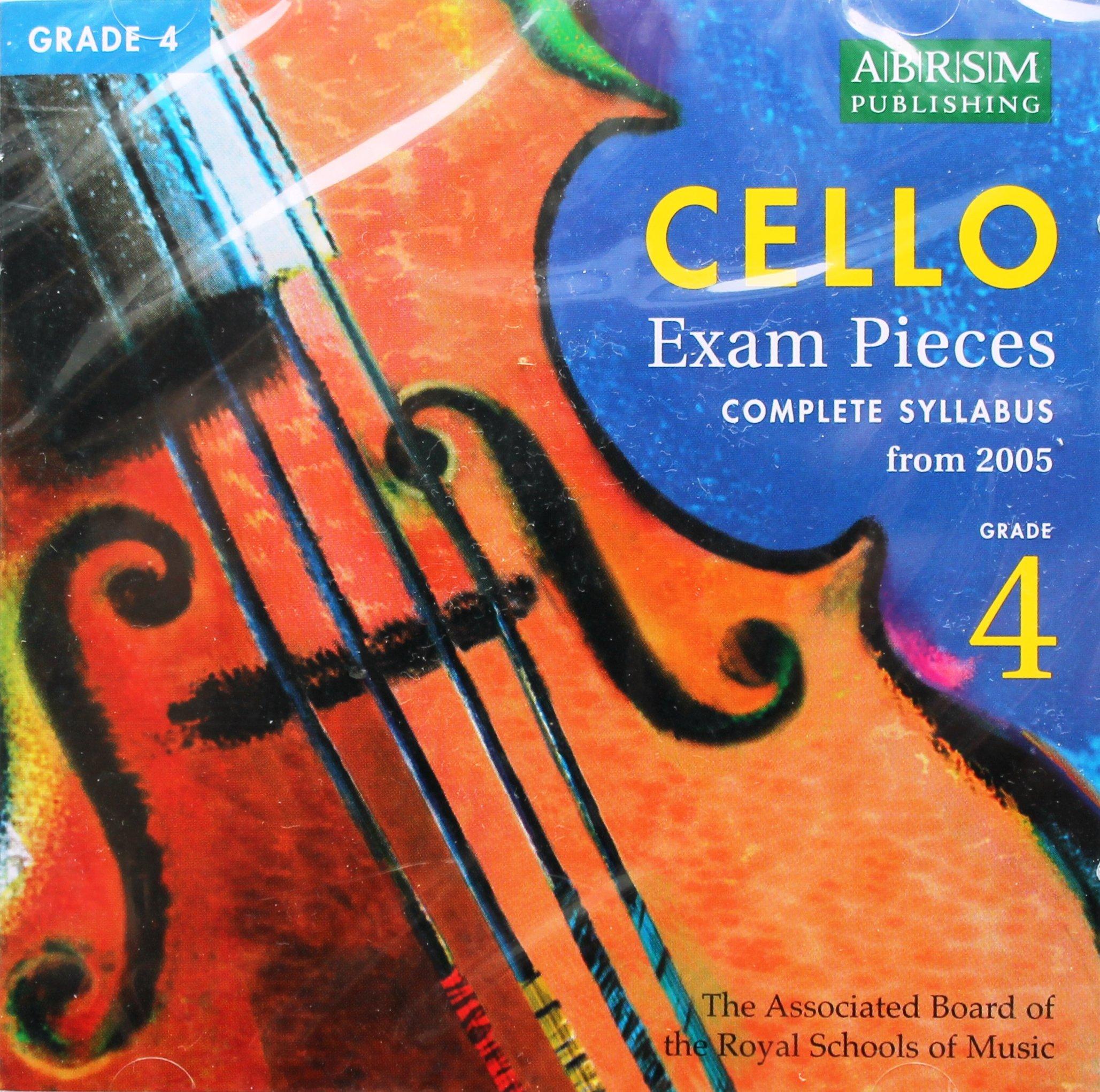 Read Online Cello Exam Pieces from 2005 Grade 4 pdf