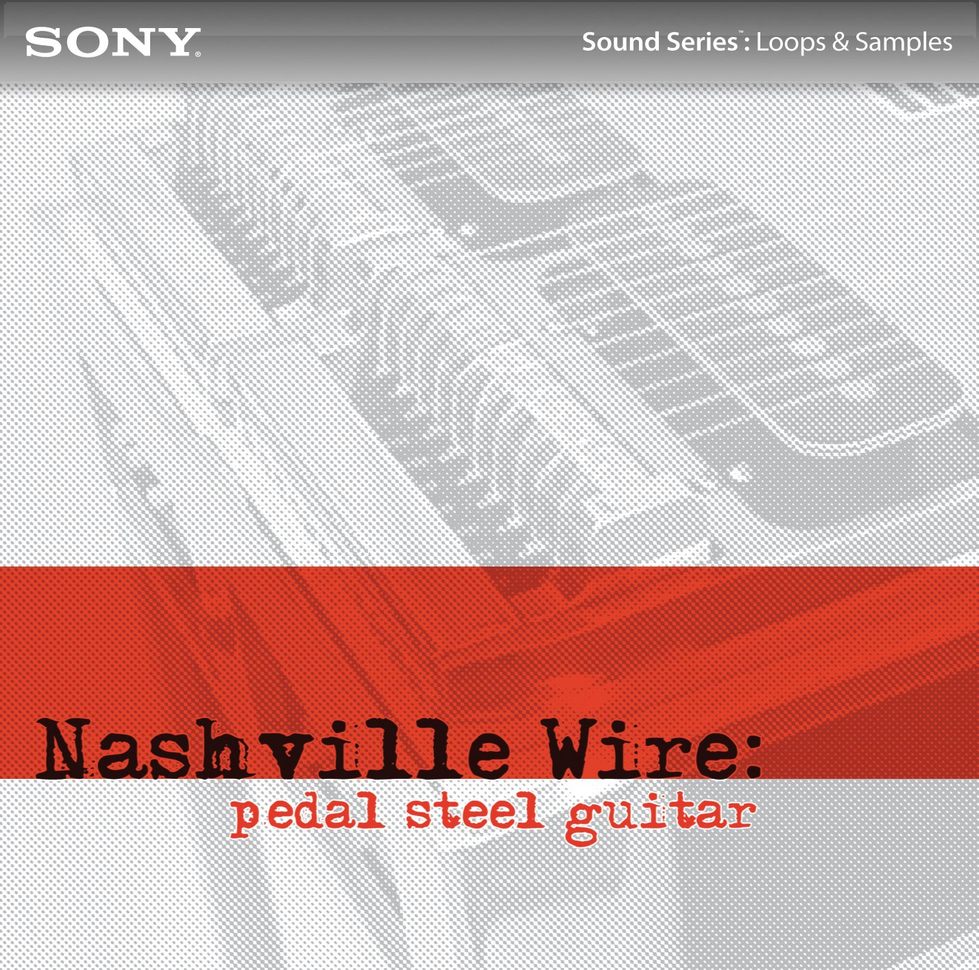 Nashville Wire: Pedal Steel Guitar [Download] Sony Creative Software DLC103MAC