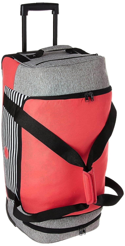 Amazon.com  Roxy Women s Distance Across Roller Luggage Bag, heritage  heather  Shoes d930765839