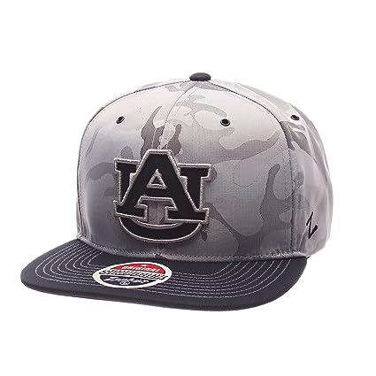 9312eb64096 Amazon.com   ZHATS NCAA Auburn Tigers Adult Men s Brigade Snapback ...