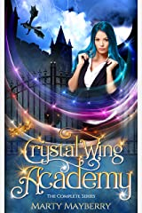 Crystal Wing Academy: The Complete Series Kindle Edition