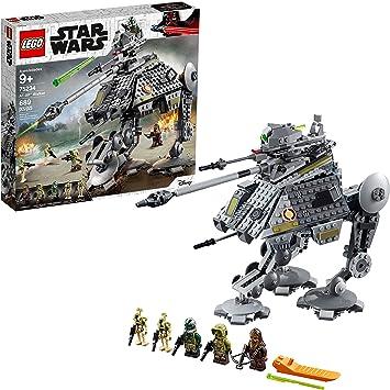 Amazon.com: LEGO Star Wars: Revenge of the Sith AT-AP Walker ...