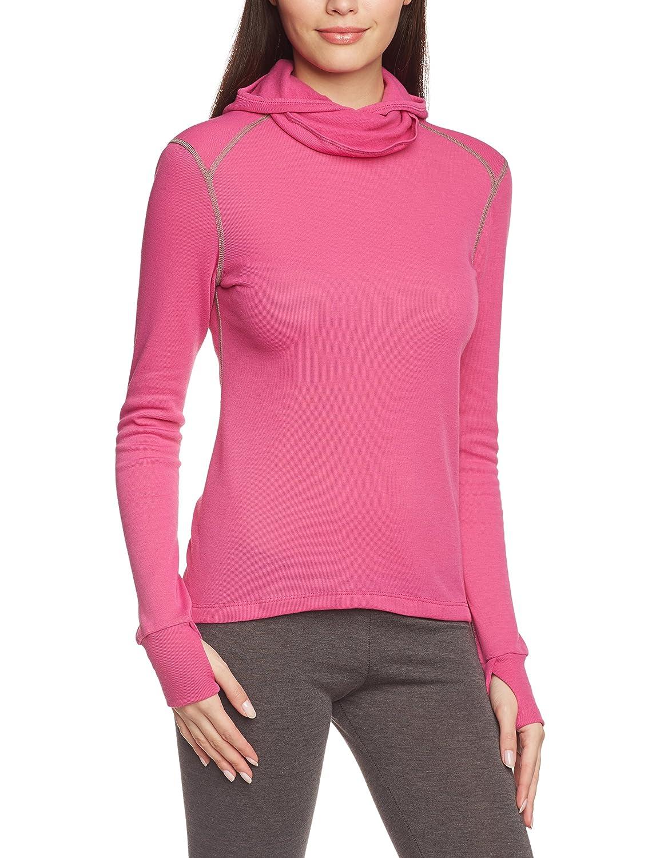 Odlo Damen Unterhemd Langarm mit Facemask Warm 1520711060