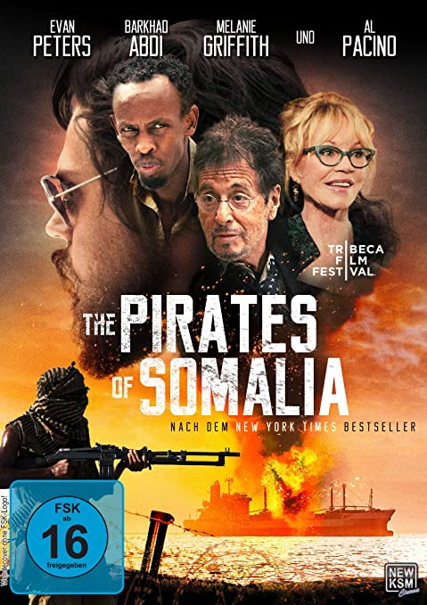 The Pirates of Somalia [Alemania] [DVD]: Amazon.es: Evan Peters ...
