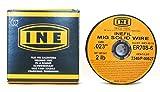 INEFIL ER70S-6 .023-Inch on 2-Pound Spool Carbon