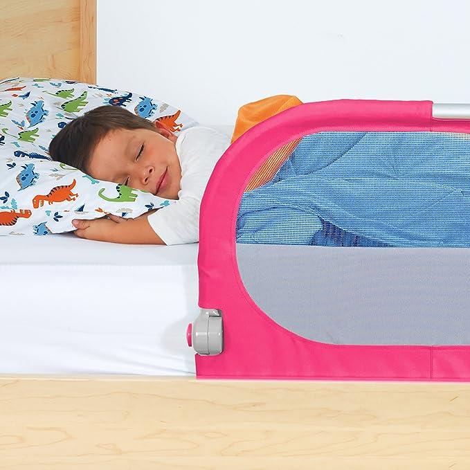 Amazon.com: Riel de cama para dormir Munchkin, individual ...