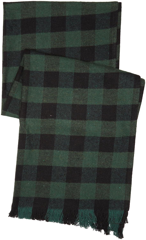 Checks Multicolore Medium para Mujer Compa/ñia Fantastica Cornoil Scarf Bufanda