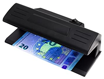 Counterfeit Fake Forged Note Detector UV Light Lamp