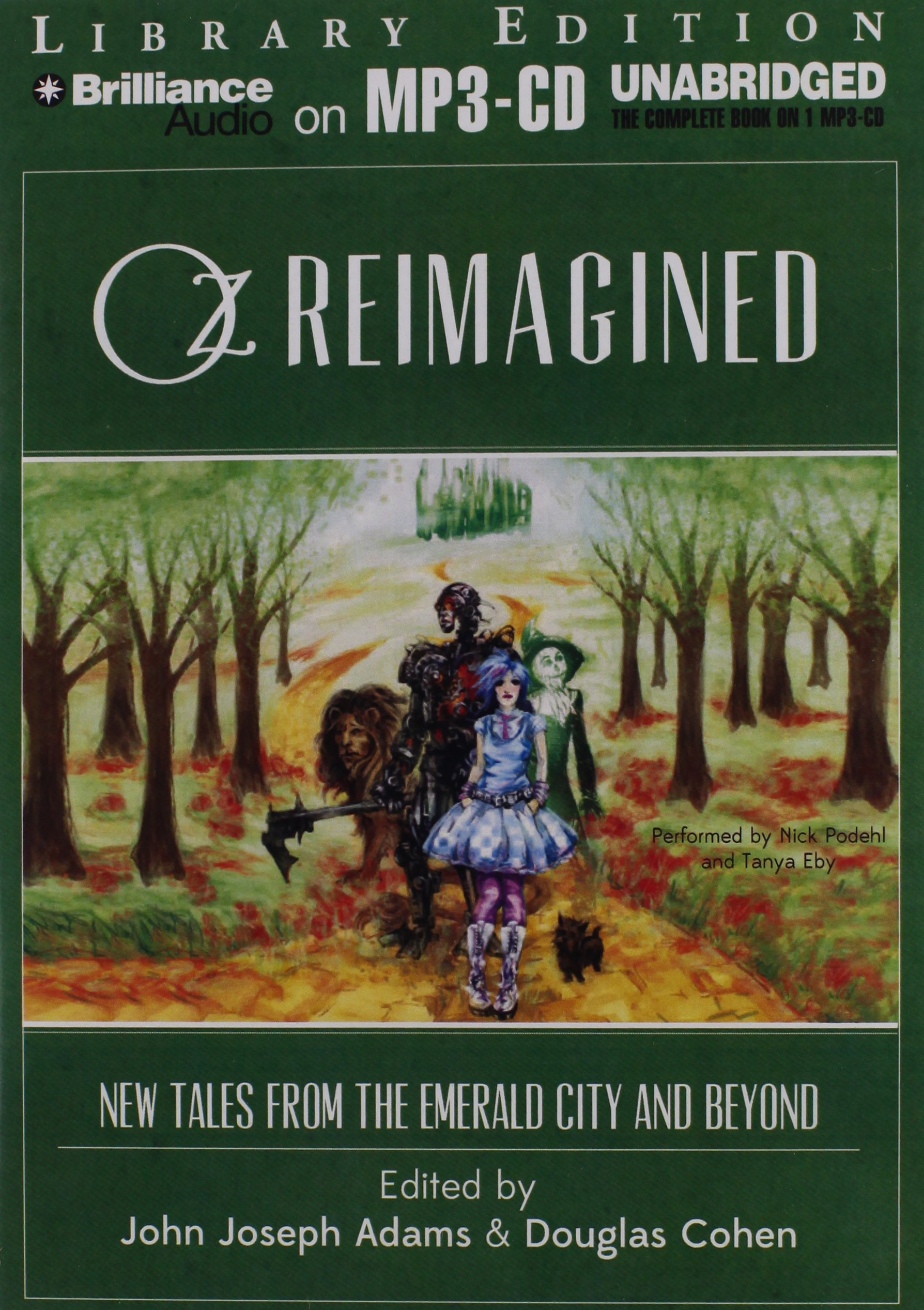 Oz Reimagined: Beyond the Naked Eye