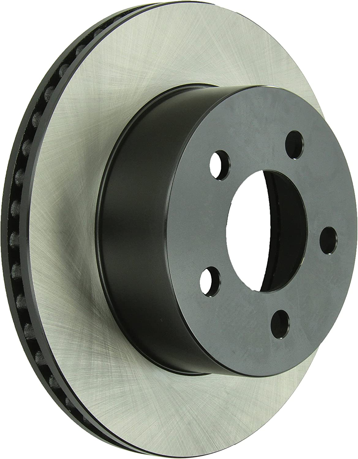 Centric Parts 120.67045 Premium Brake Rotor with E-Coating