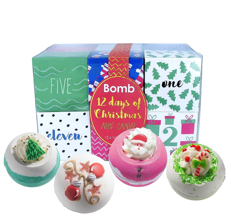 Bomb Cosmetics The Bomb Advent Calendar GBOMADV04