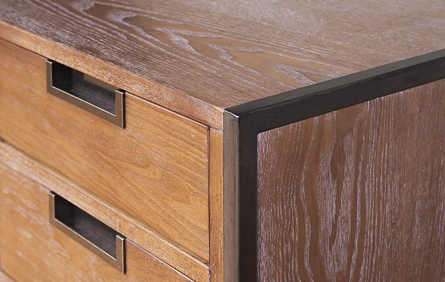kathy ireland Home by Martin Belmont Credenza - Fully Assembled