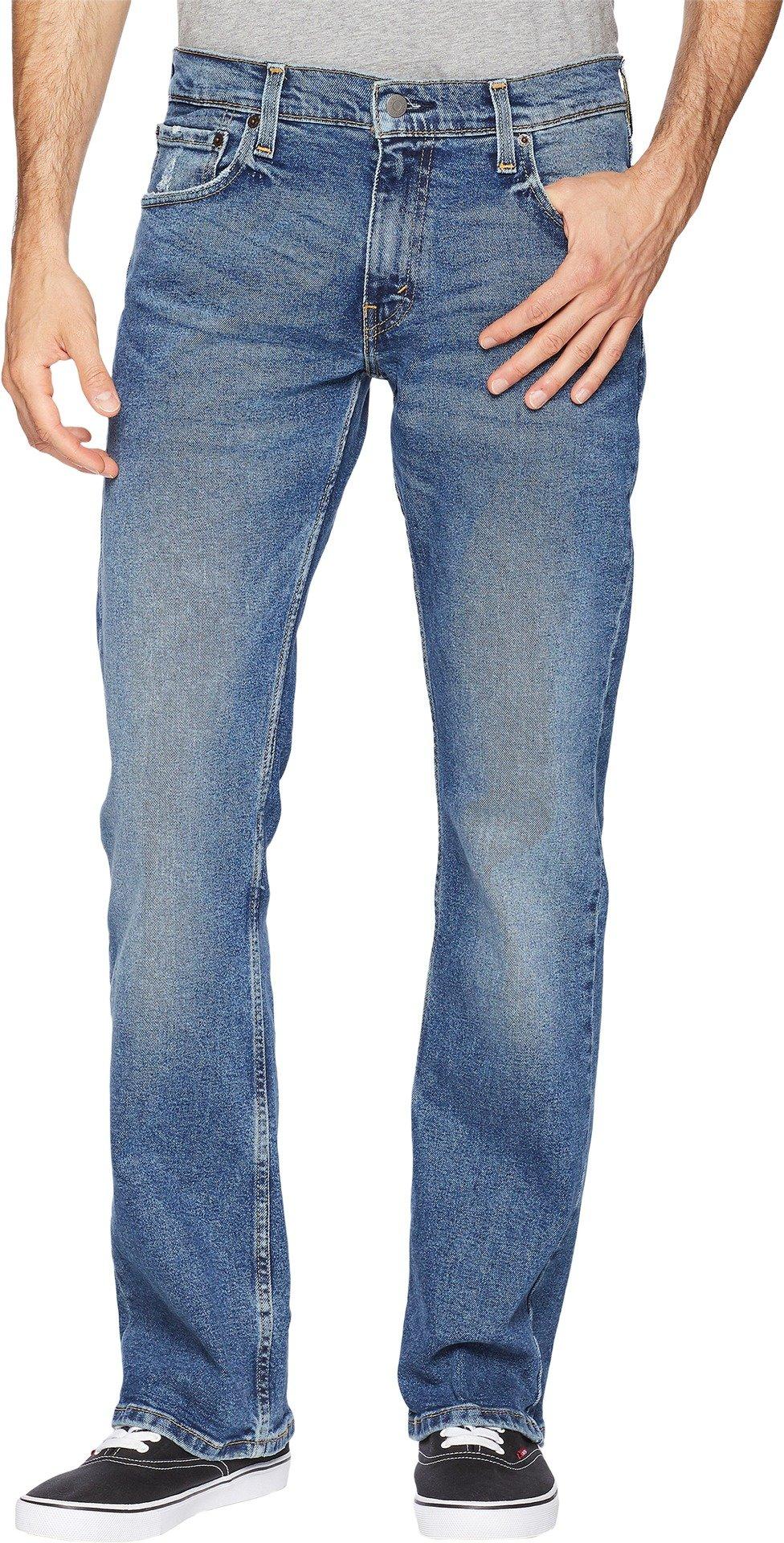Levi's Men's 527 Slim Bootcut Fit Jean, Afrobeat/Stretch, 33W x 32L
