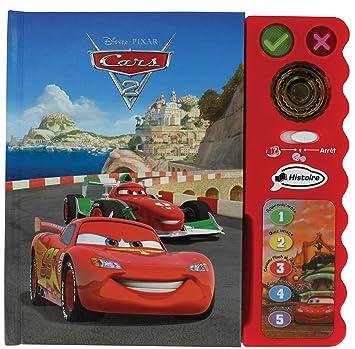 Vtech 58005 Jeu Educatif Electronique Magi Livre Cars 2