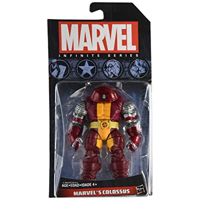 Marvel Infinite Series Colossus Jugolossus Action Figure: Toys & Games