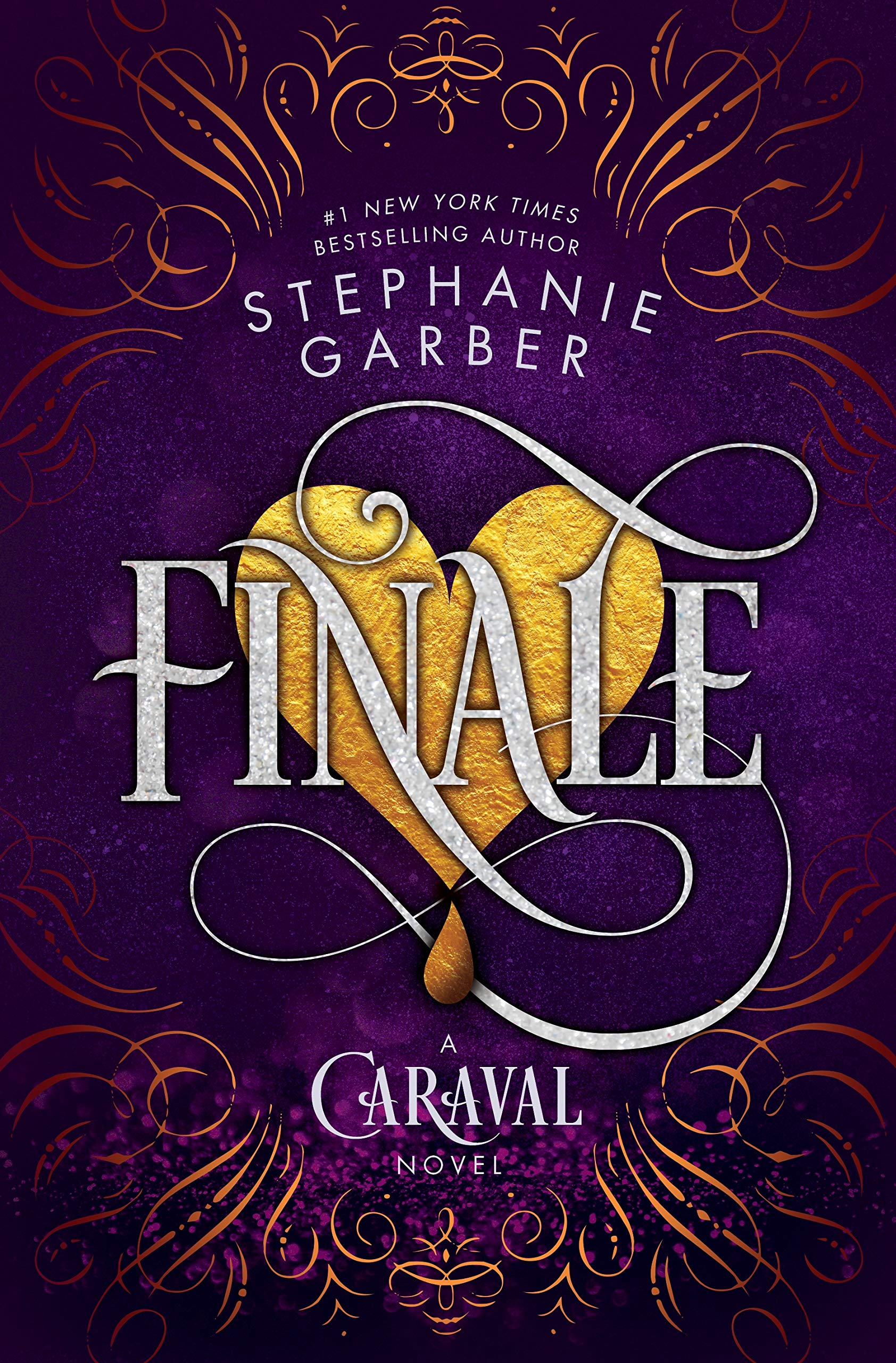 Image result for finale caraval cover