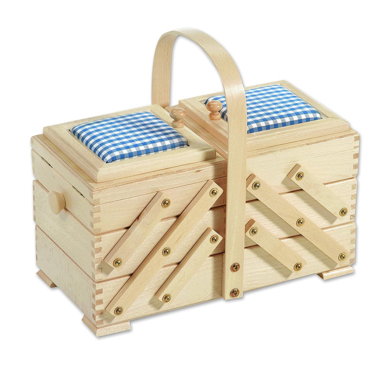 Aumüller–31/850/B1Aumueller–Portacucito in legno