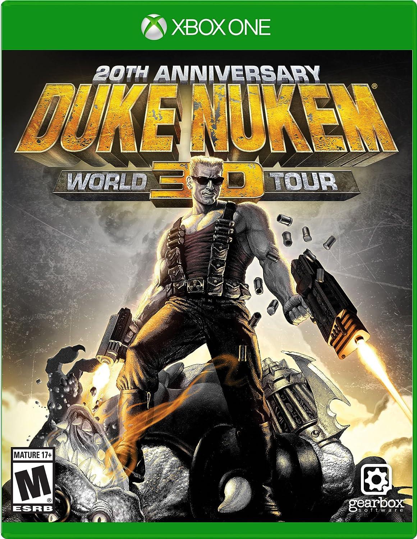 Duke Nukem 3D XB-One US 20th Anniversary World Tour [Importación ...
