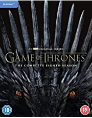 Game of Thrones: Season 8 [2019] [Region Free]