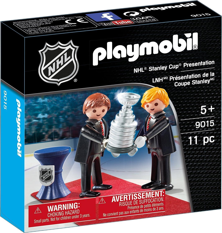 PLAYMOBIL Sports & Action 9015 11pieza(s) Juego de construcción - Juegos de construcción (Cualquier género, Multicolor)