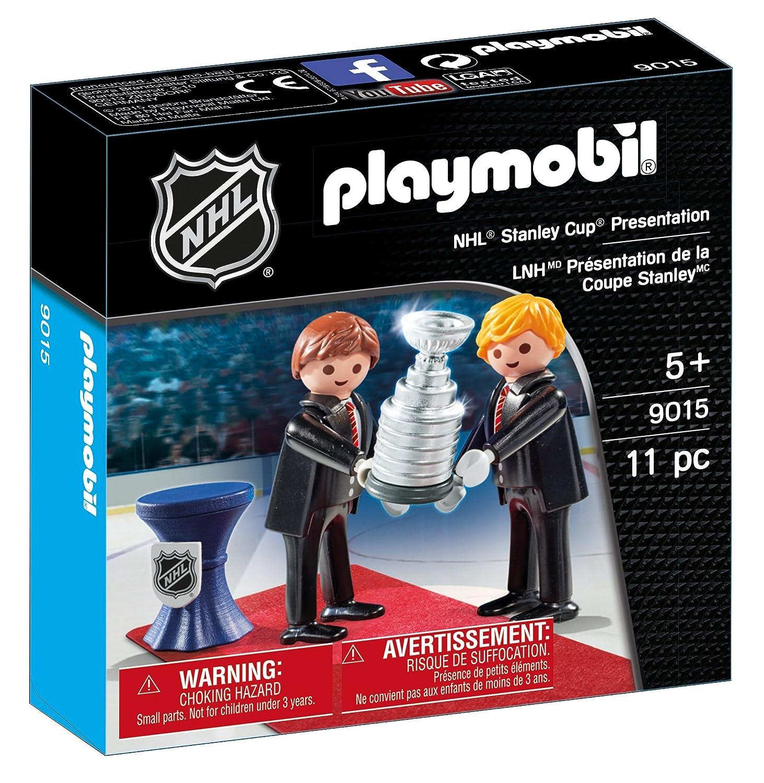 Playmobil 9015 - NHL™ Stanley Cup™ Presentation Set