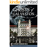 Ghosts of Galveston (Haunted America) book cover