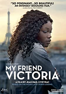 Book Cover: My Friend Victoria