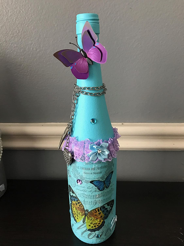 Amazon.com Wine Bottles. Glass Bottles. Decorated Bottles