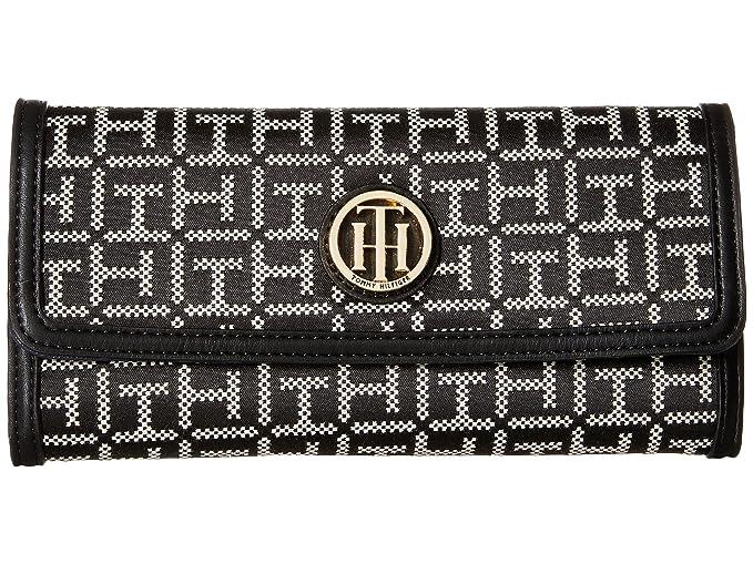Amazon.com: Tommy Hilfiger Womens TH Serif Signature ...