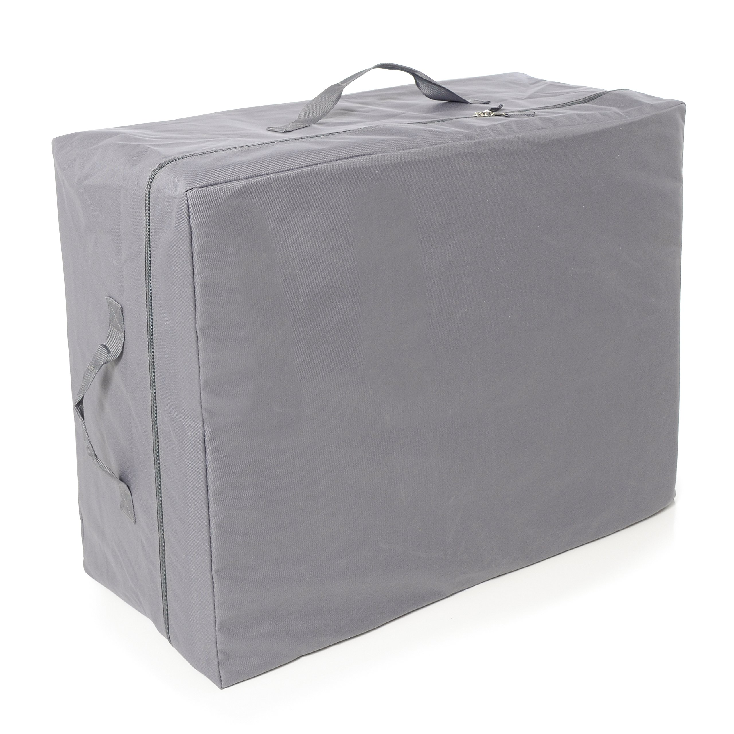 Carry Case for Milliard Tri-Fold Mattress 4 inch Twin (Does Not Fit 6 inch)