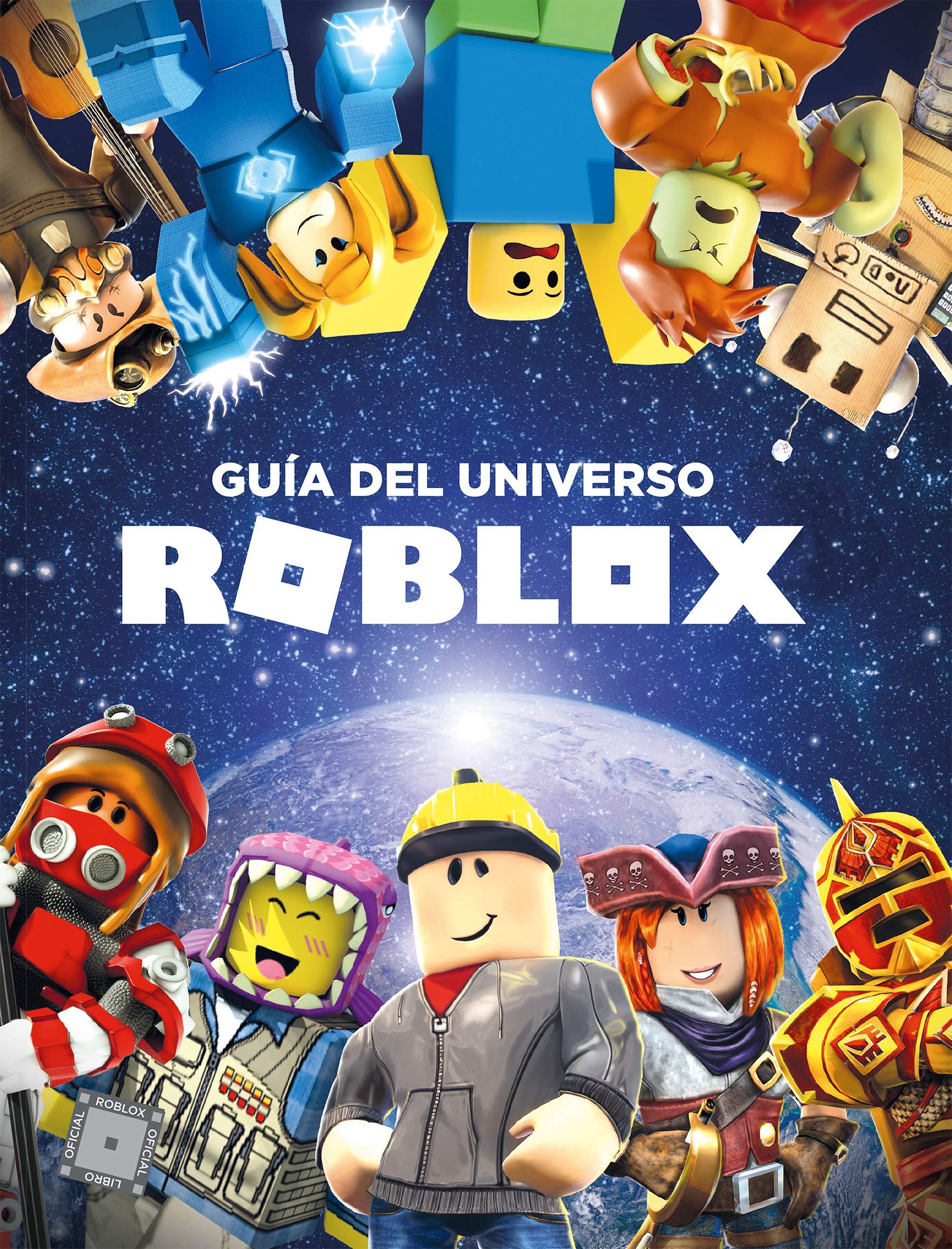 Roblox Guia Del Universo Roblox Inside The World Of Roblox