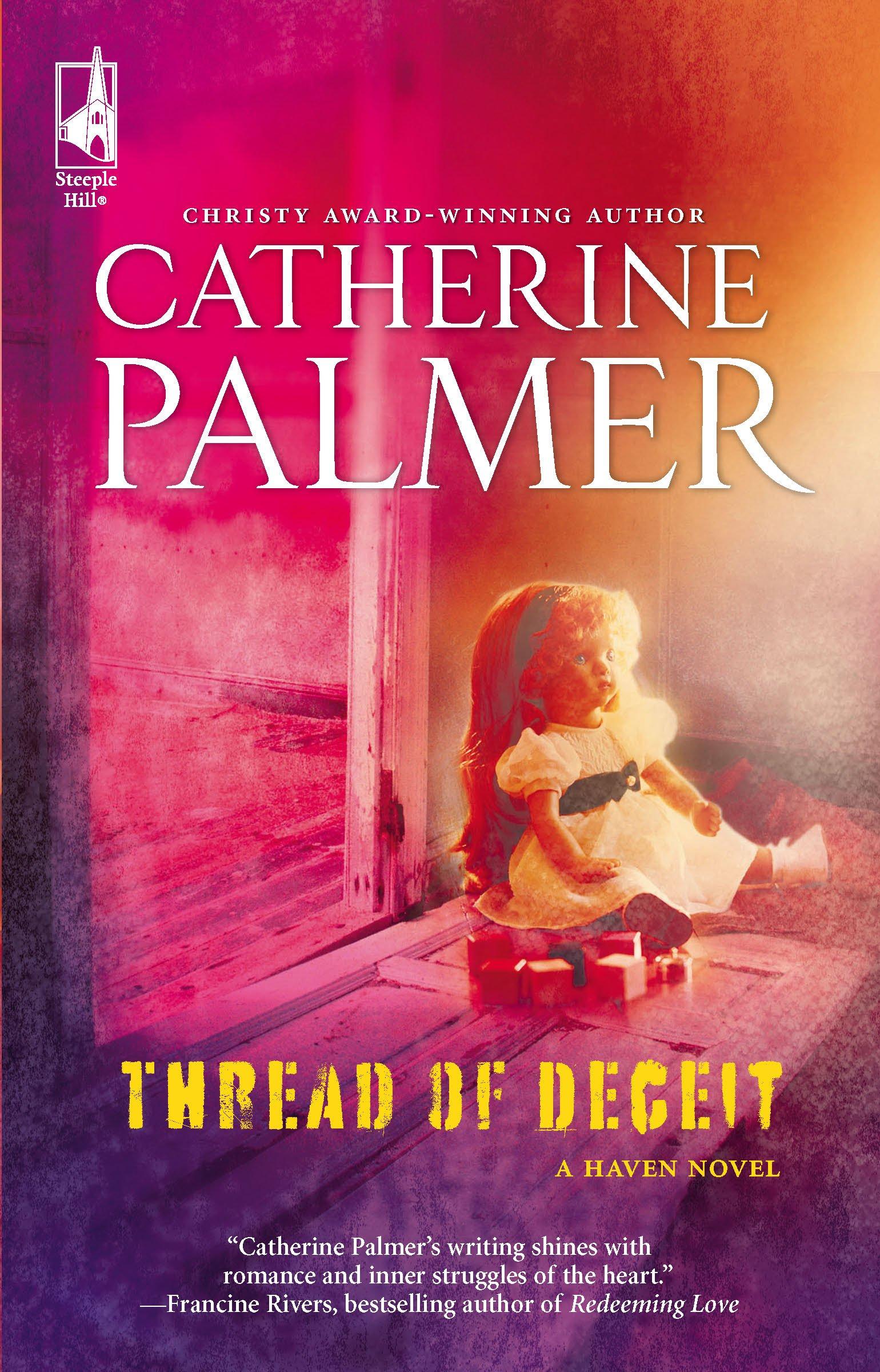 Download Thread of Deceit (Steeple Hill Women's Fiction #58) pdf