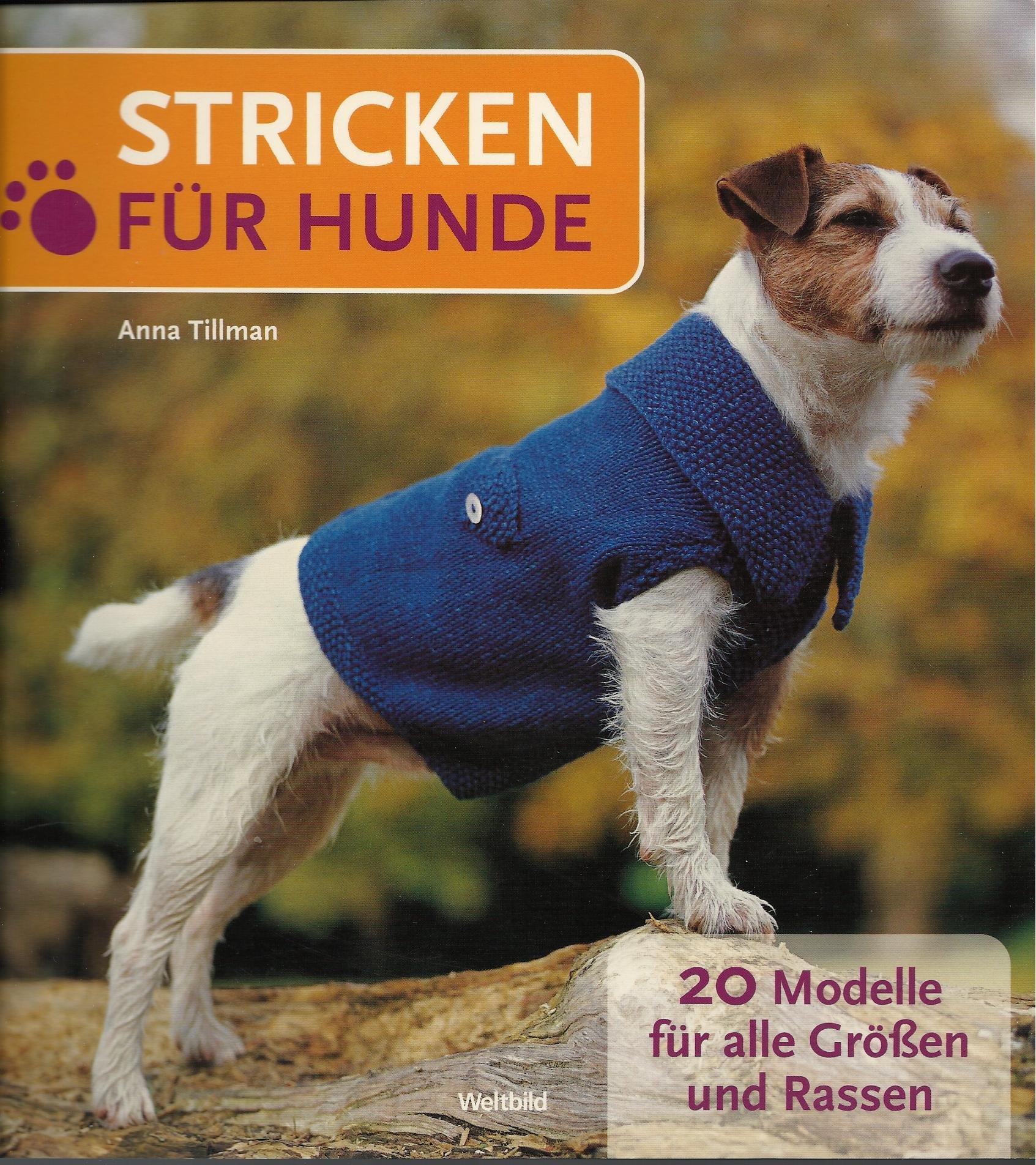 Stricken Fur Hunde 20 Modelle Fur Alle Grossen Und Rassen Amazon