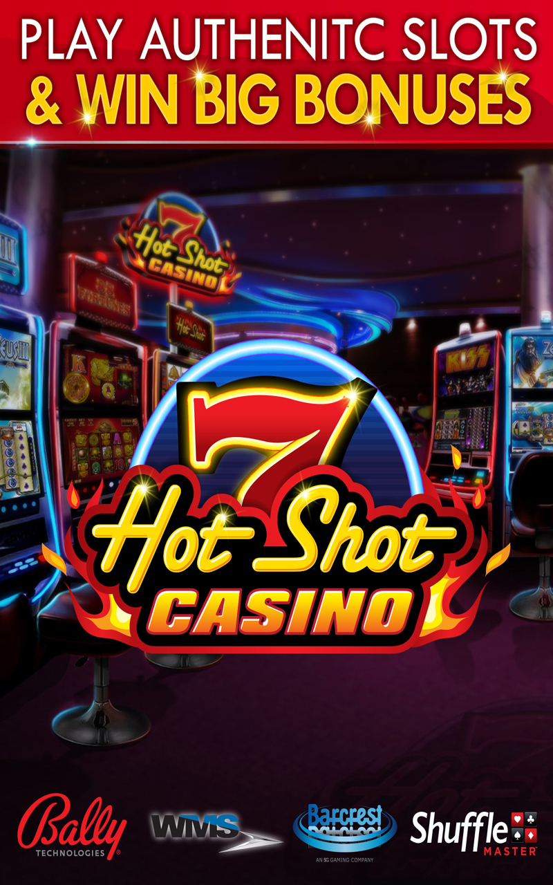 Free Hot Shots Slot Machine