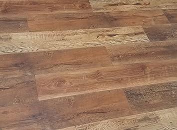 Turtle Bay Floors Waterproof Click WPC Flooring Rich Reclaimed