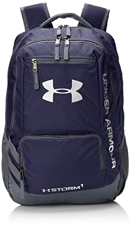 de9f1ca9989 Under Armour Storm Hustle II Backpack, Midnight Navy (410)/Silver, One