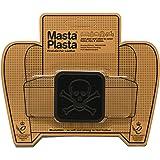 MastaPlasta Parches Premium Autoadhesivo para Reparación de Ante. Gamuza Negro. Elije el Tamaño y el Diseño. Primeros…