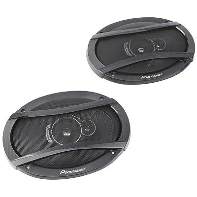 Pioneer TS-A6966S 6 Inch X 9 Inch 3-Way Speaker