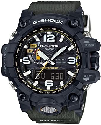 Image Unavailable. Image not available for. Color  CASIO G-Shock MUDMASTER  Mens Japan Import GWG-1000-1A3 fb47125cde