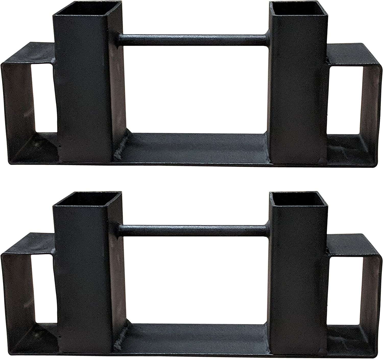 Titan Steel Log Rack Bracket Kit DIY