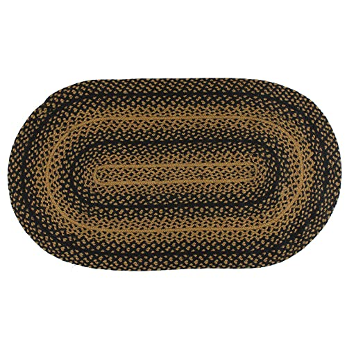 Used Oval Braided Rugs: Country Braided Rugs: Amazon.com