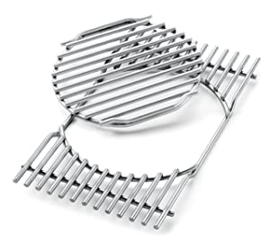 Weber 7585 Gourmet Barbeque System Summit 600 Series Stainless Steel Grates