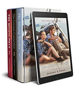 The Missing Teacher: The Complete Trilogy