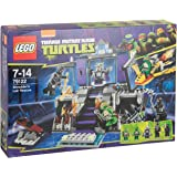 Lego Turtles 79122 Shredders Lair Rescue