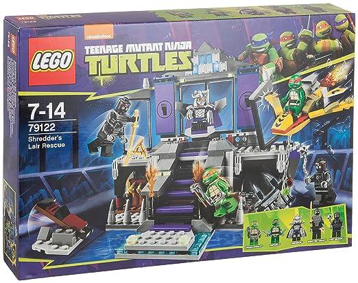 132 opinioni per LEGO Ninja Turtles 79122- Il Covo di