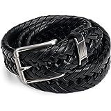 Nautica - Ceinture - Solid - Homme noir noir Taille unique